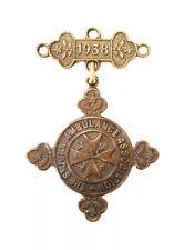 More details for vintage 1938 saint johns ambulance medal issued 418638 donald weston