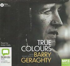Barry Geraghty - True Colours (MP3 CD A/Book 2020) **NEW/SEALED**