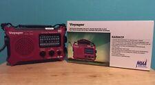 New n box Kaito KA500L Voyager Solar Crank Battery Stwave Emergency NOAA Radio