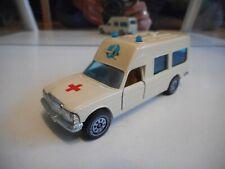 "Siku Mercedes Binz Ambulance ""De Baronie"" in White"