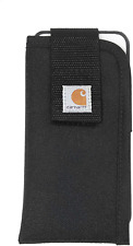 Cell Phone Holster With Belt Loop Heavy Duty Fabric Rain Defender Durable Water