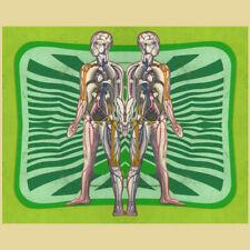 FRAK Muzika Electronic LP *GREEN* SEALED oneohtrix laurel halo kplr