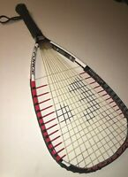 E-Force Invasion 170 Gram Racquetball Racquet Power Booster Tri-tear Nice!