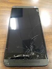 Unlocked HTC One M7 Android GSM 3G Quad-Core Wifi 4MP 32GB Cellphone Silver