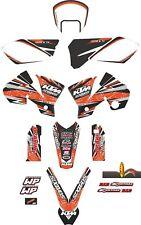 Kit Pegatinas KTM EXC 450 2003-2005 Sixdays , decals KTM EXC 450 , stickers KTM