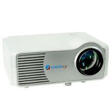T35066 Medialy Projector - proyector Led HDMI (1024 X 768) blanco (importado)