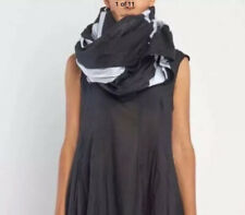 NWT Rundholz Black Dot Dress/scarf/skirt