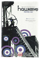 HAWKEYE OMNIBUS By MATT FRACTION & DAVID AJA 2015 NM- NM FACTORY SEALED OOP