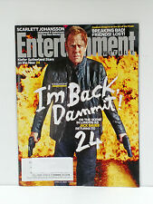 Kiefer Sutherland NL Entertainment Weekly April 11th 2014 Magazine - 24
