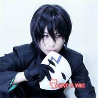 Darker Than Black Hei cosplay costume wig