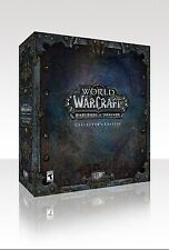 World of Warcraft: Warlords of Draenor Collector's Edition PC Collector Computer
