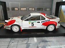 TOYOTA Celica ST185 Rallye Portugal 1992 #5 Schwarz Hertz Repsol IXO NEU ! 1:18