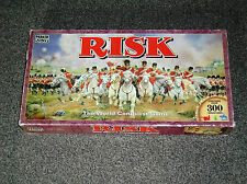 RISK :THE WORLD CONQUEST GAME - 300+ MINIATURES 1992 EDITION IN VGC(FREE UK P&P)