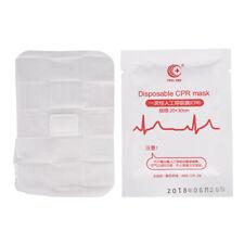First aid kit Supplies Medical CPR Resuscitator Mask Emergency Respirator MaskIN