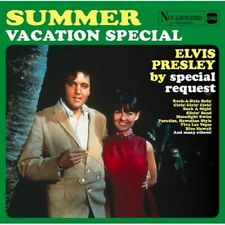 ELVIS PRESLEY - SUMMER VACATION SPECIAL -  special request CD RARE (ELVISONE)