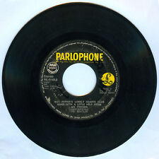 Philippines THE BEATLES Sgt. Pepper's Lonely Hearts Club Band 45 rpm Record