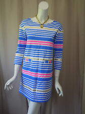 Lilly Pulitzer Striped Stretch dress size XS Excellent