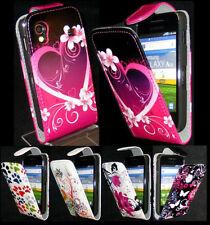 Étuis, housses et coques avec clip rose pour téléphone mobile et assistant personnel (PDA) Samsung