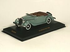 1:43 Salmson S4E, metallic green 1938 IXO