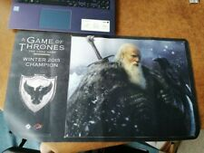 A Game Of Thrones  LCG Promo Official FFG Playmat Winter 2015 Champion