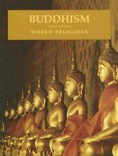 NEW BUDDHIST RELIGION BOOK Buddhism - World Religions Madhu Wangu (Hardback)