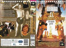 SONNY & PEPPER DUE IRRESISTIBILI COWBOYS (1994) vhs ex noleggio