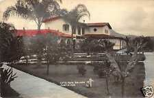 HOTEL RUIZ GALINDO FORTIN VERACRUZ MEXICO POSTCARD 1940