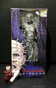 Hellraiser Figur Silver Pinhead SDCC Exclusive Neca Reel Toys Neu OVP MISB RAR
