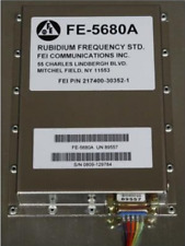 1 Hz to 20 MHz Programmable Rubidium Frequency standard, sinewave FE-5680A  #a6