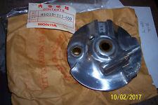 NOS HONDA SL125 BRAKE PLATE SPEEDO DRIVE 45010-331-600