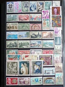 COLLECTION OF FRANCE FRENCH STAMPS (2)