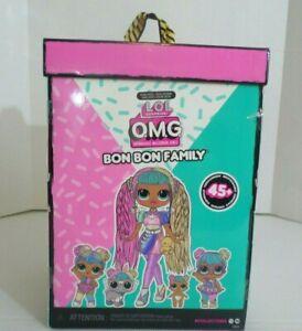 L.O.L Surprise!  OMG Bon Bon Family    Limited Edition   45+ Surprises