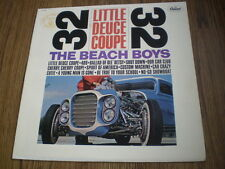 THE BEACH BOYS - LITTLE DEUCE COUPE CAPITOL US RE BARELY PLAYED EX+