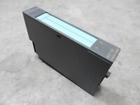 USED Siemens 6ES7 132-4HB00-0AB0 Simatic S7 Output Module