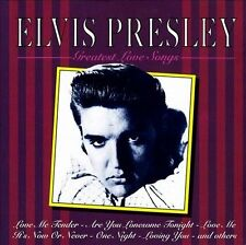 ELVIS PRESLEY - GREATEST LOVE SONGS [#2]