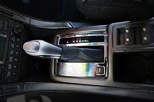 NEW CHROME AUTO GEAR CONSOLE PANEL FOR WK/WL HOLDEN STATESMAN AUTO GEAR BOX