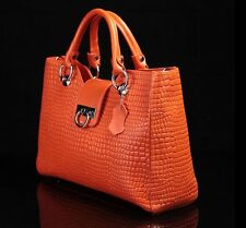 New Women's Real leather Shoulder Bag Handbag Purse Hobo TOTES More colors