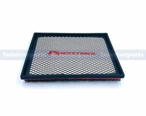 Pipercross Panel Performance Air Filter for Audi A4 B7 04-08 1.8 TFSi 2.0 TDI