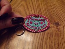New Mary Engelbreit Keychain The Princess of Quite A Lot