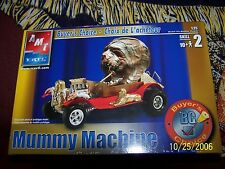 AMT-ERTL #31918 1/25 Mummy Machine Custom Car {New Lower Price}