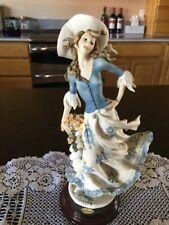 "Giuseppe Armani ""Lady Jane"" #0390C 1996 Figurine Of The Year"