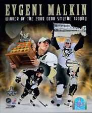 Evgeni Malkin Pittsburgh Penguins NHL Licensed Unsigned Glossy 8x10 Photo B