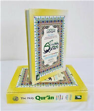 Holy Quran Colour Coded / English Translation & Transliteration (with Box) HB