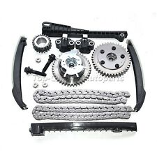 For 04-08 Ford F150 F250 Lincoln 5.4 TRITON 3V-Valve Timing Chain Kit Cam Phaser