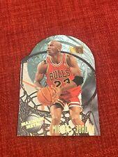 Michael Jordan 1995 maximum metal #4