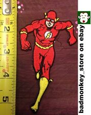 DC Comics The Flash Patch Applique Iron or Sew On