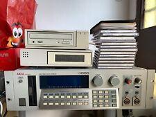 AKAI S1000 Digital Sampler 4MB RAM + FREE SCSI CD ROM+HARDdisk+Sound Library CDs