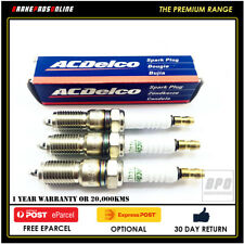 Spark Plug 3 Pack for Daihatsu Centro 0.660L 3 CYL 6/2005 FR1LS