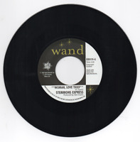 STEMMONS EXPRESS Woman, Love Thief / Love Power NORTHERN SOUL 45 (OUTTA SIGHT)