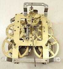Antique Ingraham Mantel Shelf Clock Movement Parts Repair